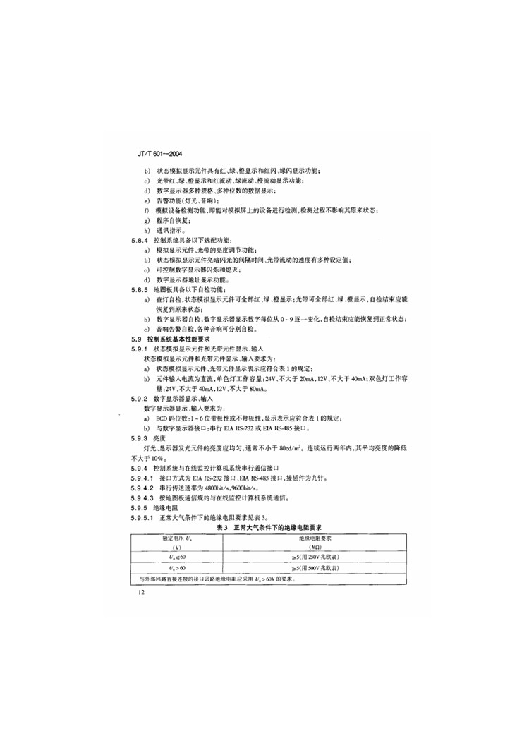 C:UserslenovoDesktop\u65b0建文件夹\u65b0建文件夹\u65b0建文件夹 (240)\u65b0建文件夹\u3010行业标准】高速公路监控系统地图板装置_页面_10.jpg